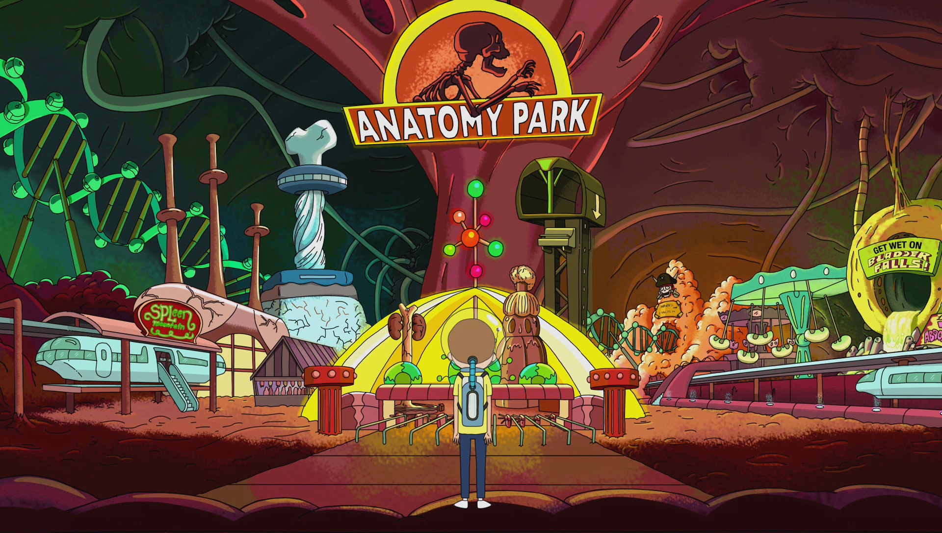 Photo of Rick and Morty: Anatomy Park Board Game Launching July 12