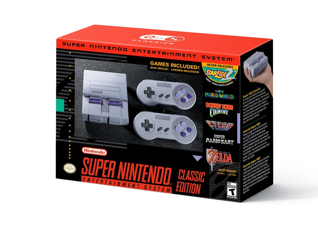 Photo of SNES Classic First Impressions
