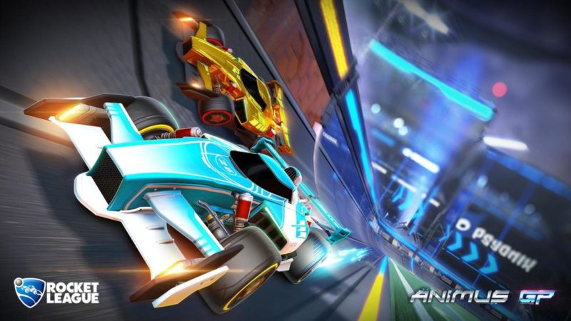 Rocket League will get updates for years rather than a sequel