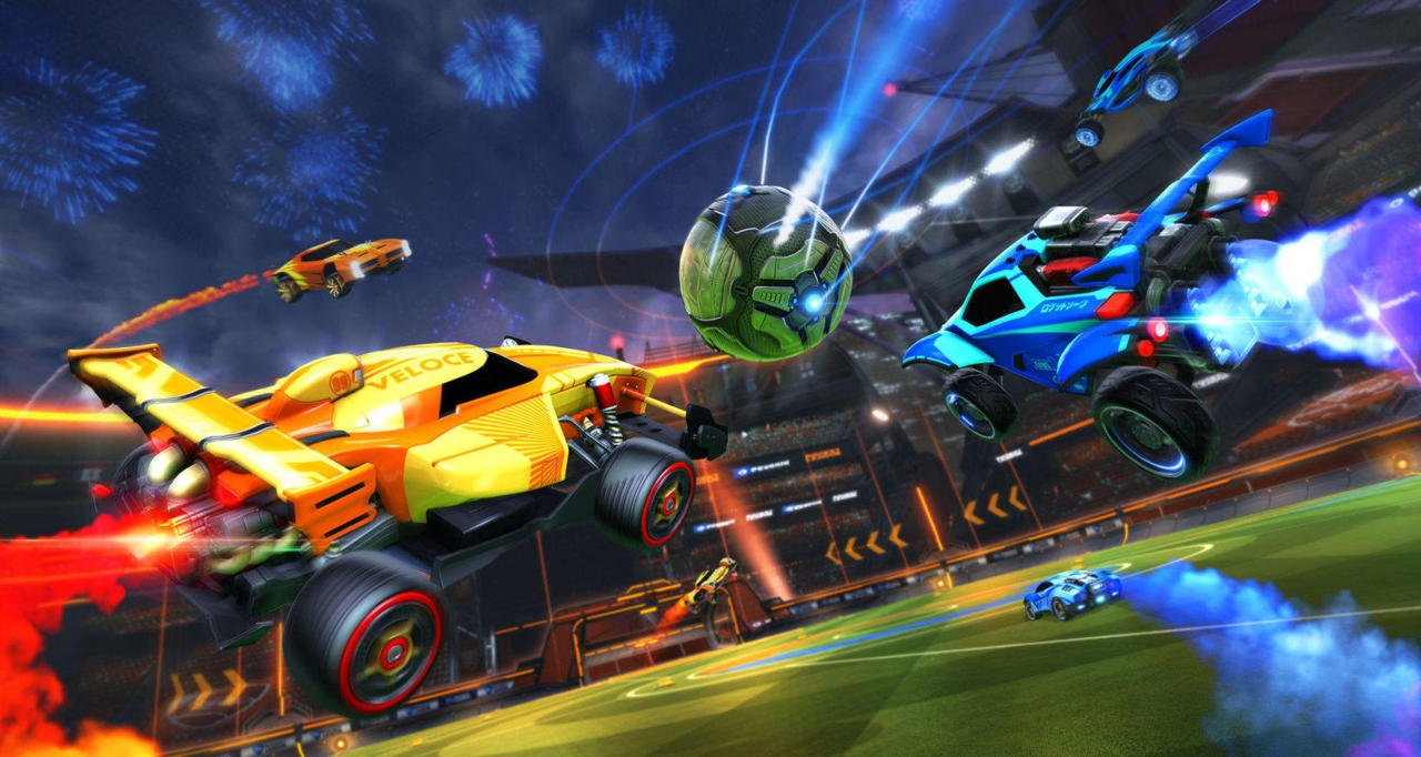 Photo of Rocket League Hits 1.6 Million Daily Players, Release Anniversary Update