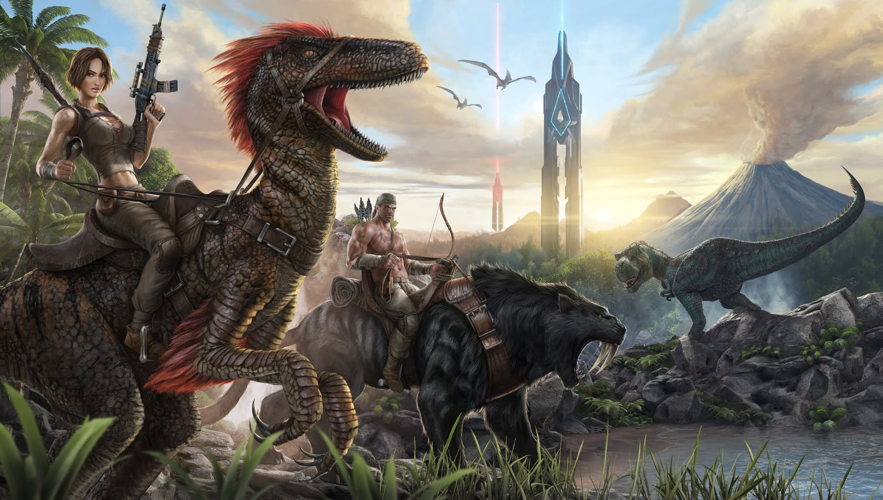 Photo of Final Version of Ark: Survival Evolved Delayed
