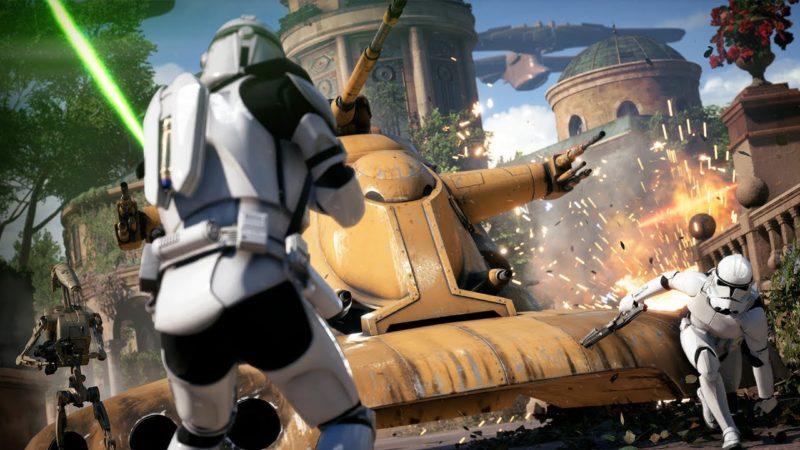 Star Wars Battlefront II Gets A Multiplayer Beta In October