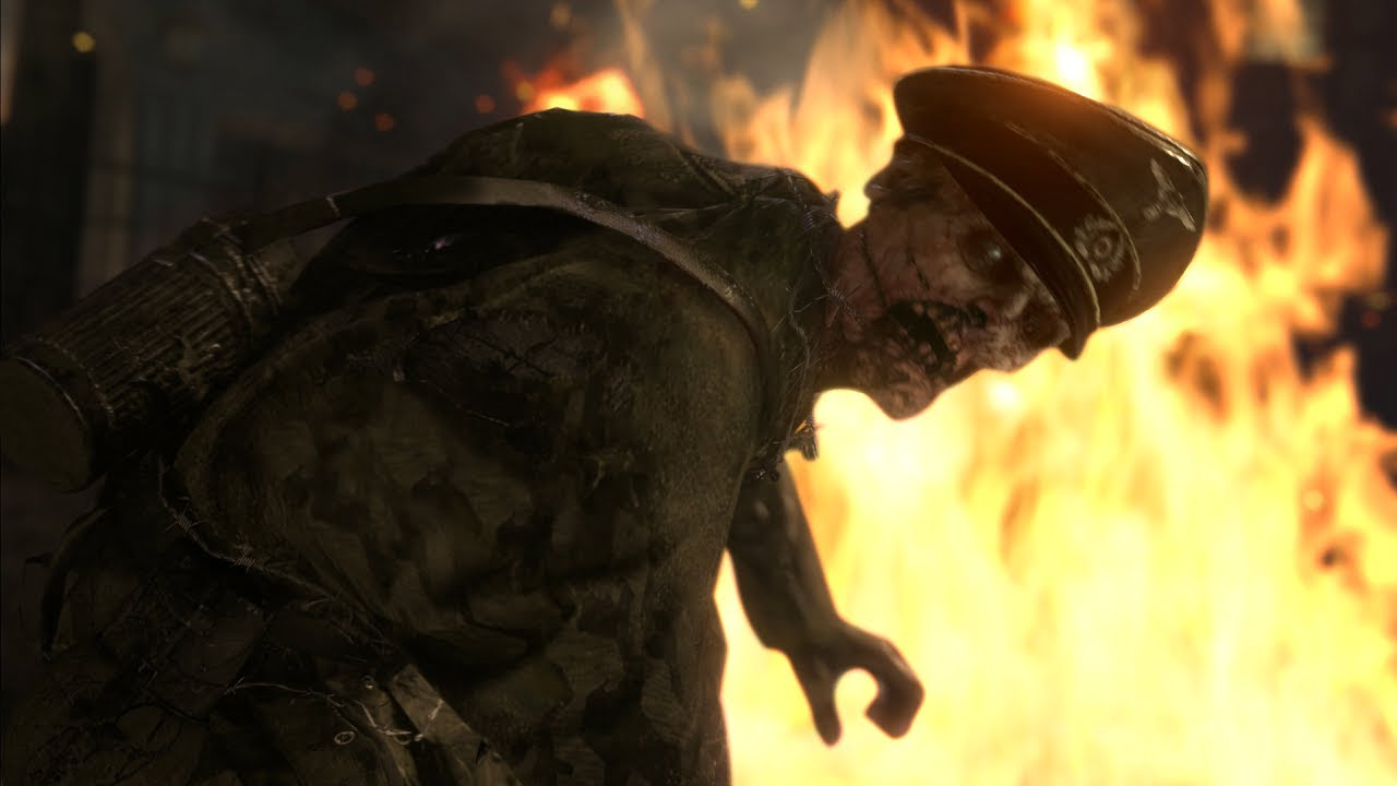 Photo of Call of Duty: WWII Nazi Zombies Reveal Trailer