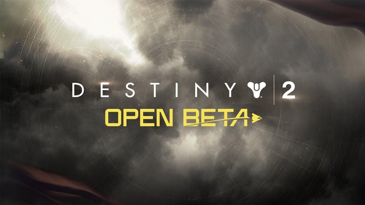 Photo of Destiny 2'sConsole Open Beta Runs July 21 Through July 23