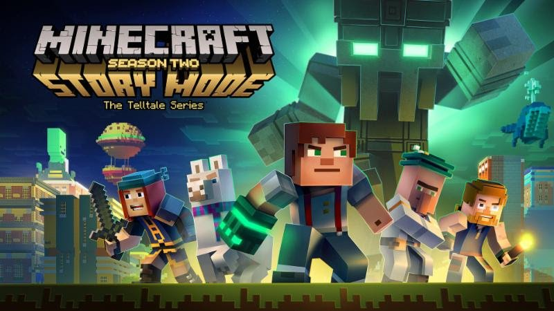 Photo of First Trailer Released for Minecraft: Story Mode – Season Two