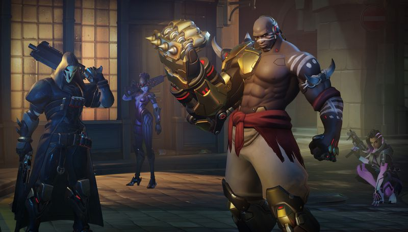Photo of Doomfist Revealed as Newest Overwatch Playable Character