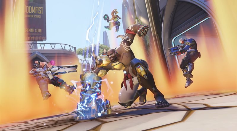 Blizzard Teases Doomfist in New Overwatch Blog Post