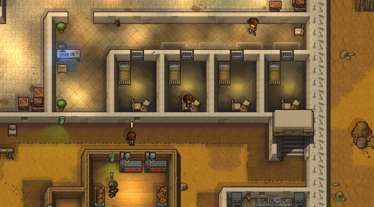Photo of New Multiplayer Trailer for The Escapists 2