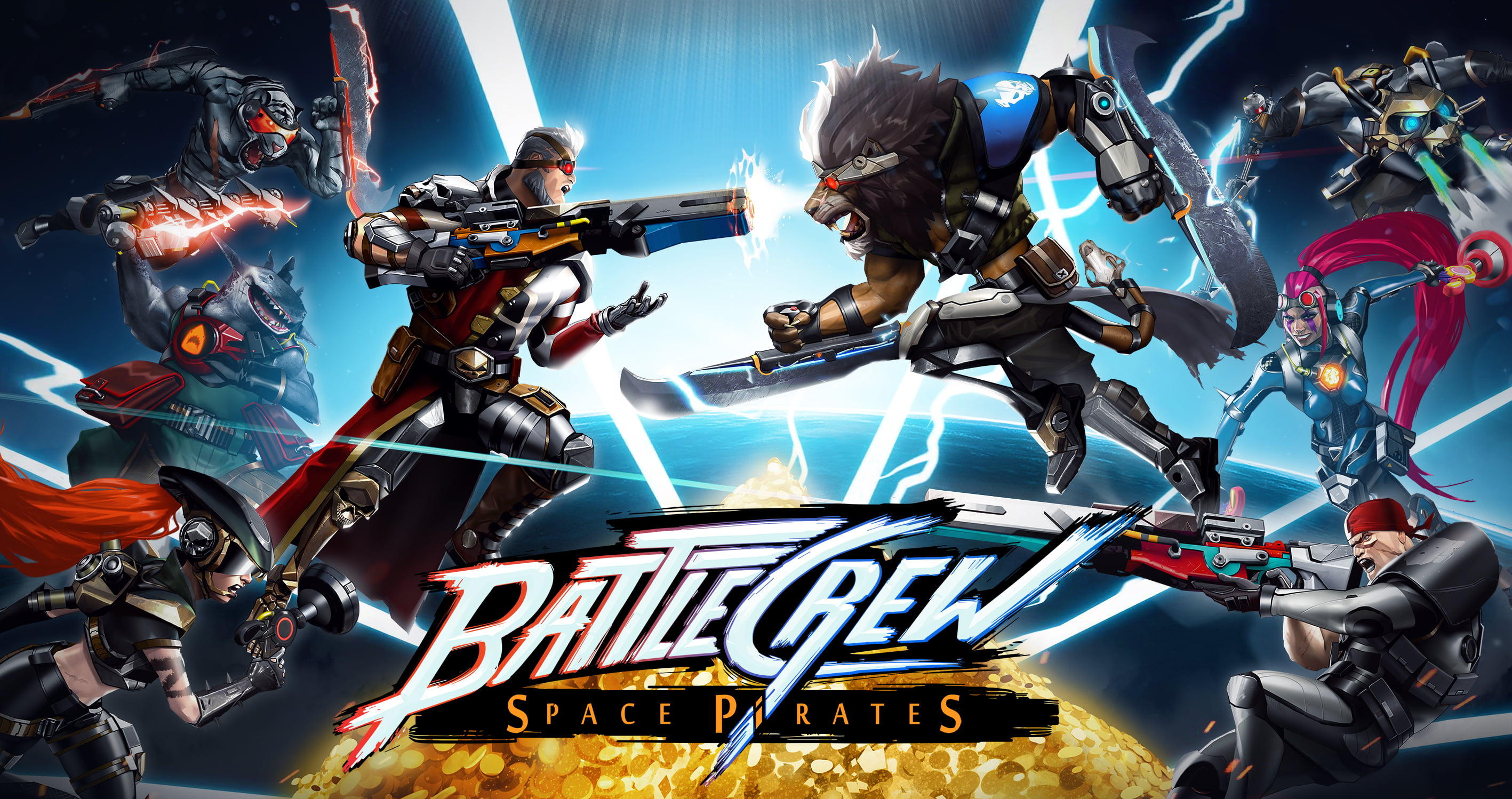 Photo of BATTLECREW Space Pirates Goes Free to Play