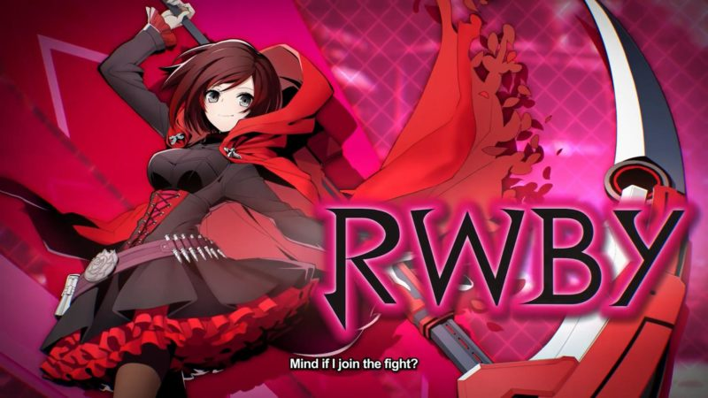BlazBlue: Cross Tag Battle Includes Characters from Persona, RWBY, and More