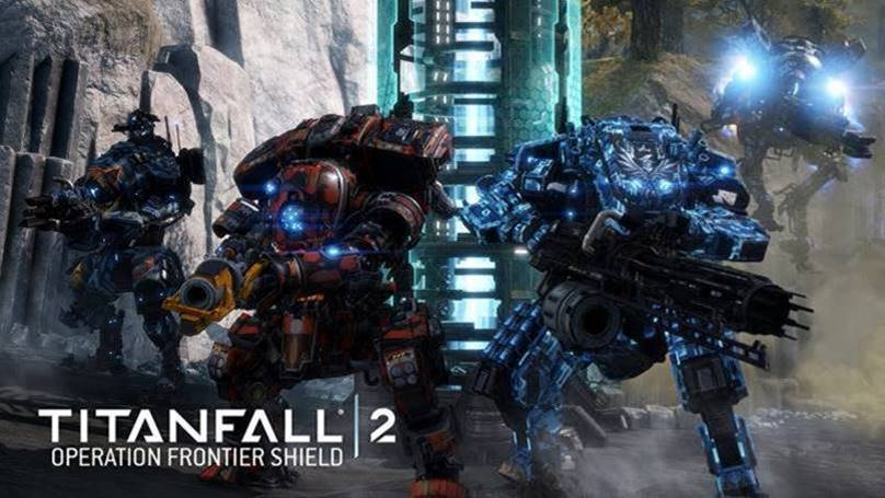Photo of Titanfall 2 Operation Frontier Shield DLC Arrives July 25