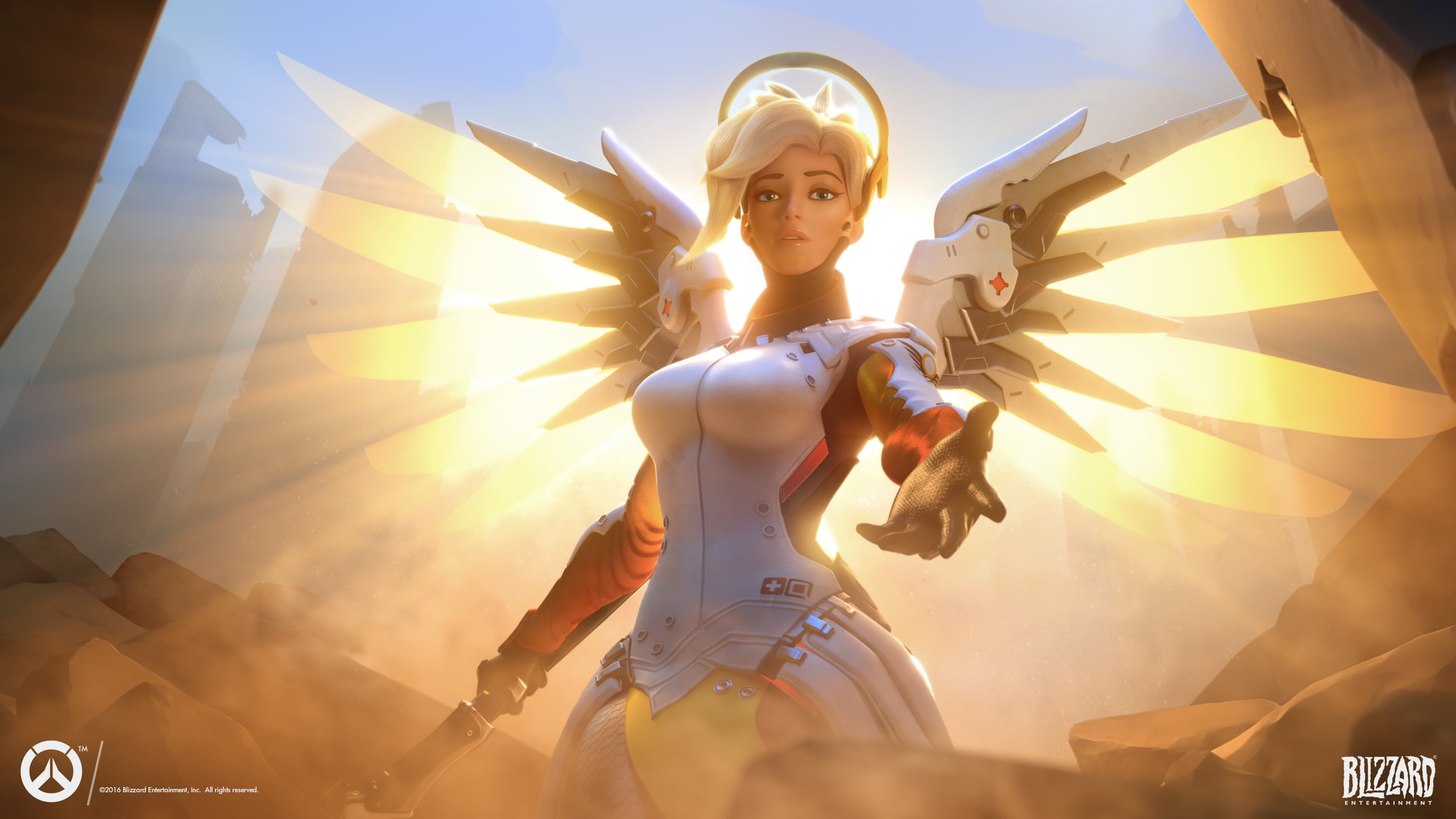 Photo of The Valkyrie Can Fly – Mercy Drastically Changed
