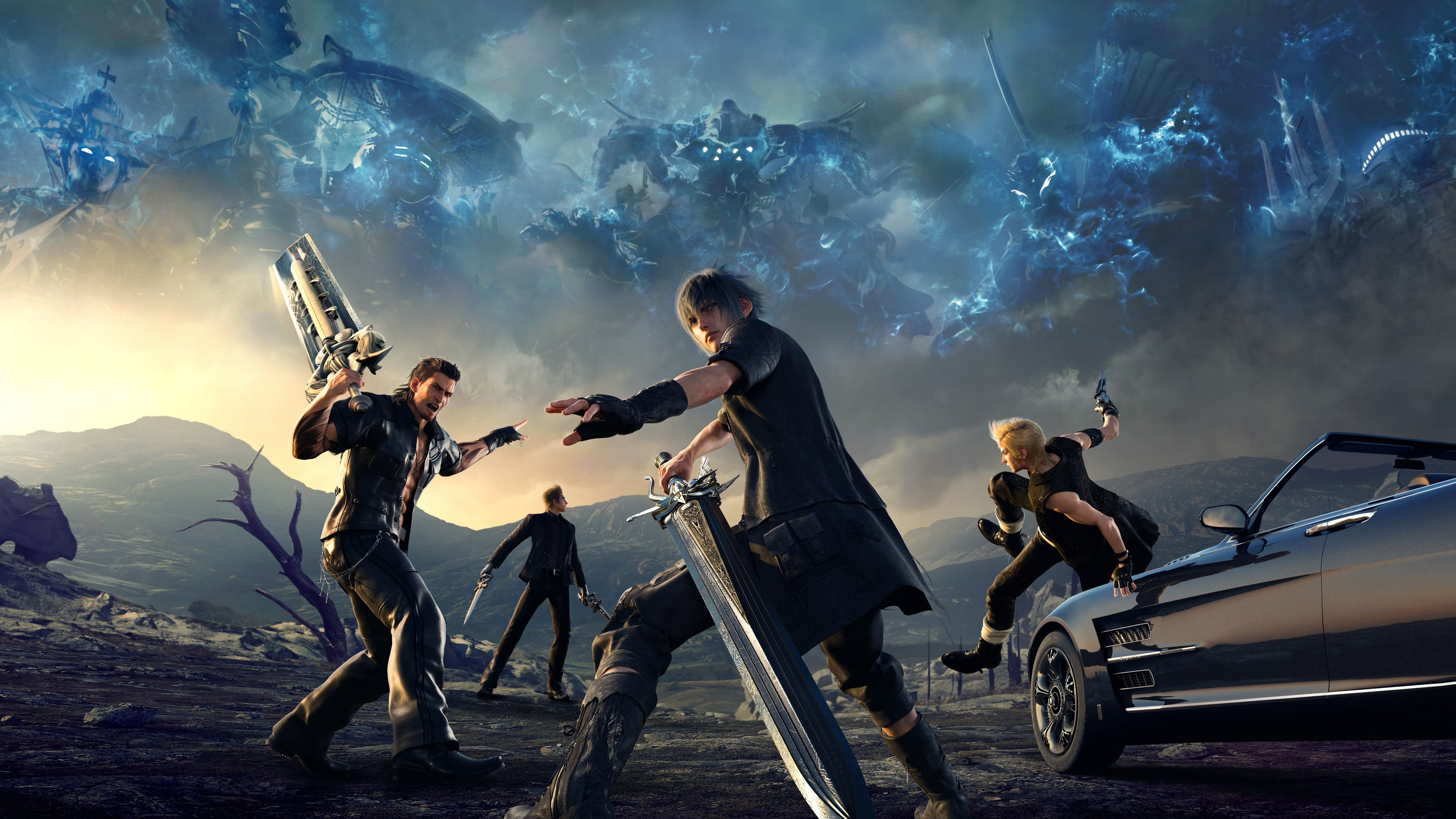 Photo of Final Fantasy XV Coming to Mobile and PC