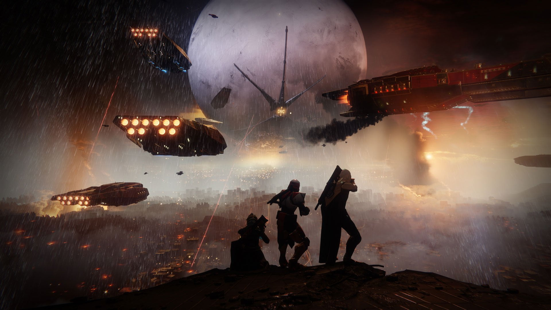 Photo of Destiny 2's First DLC Expansion Listed