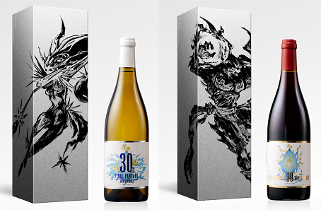 Photo of There's Final Fantasy Wine