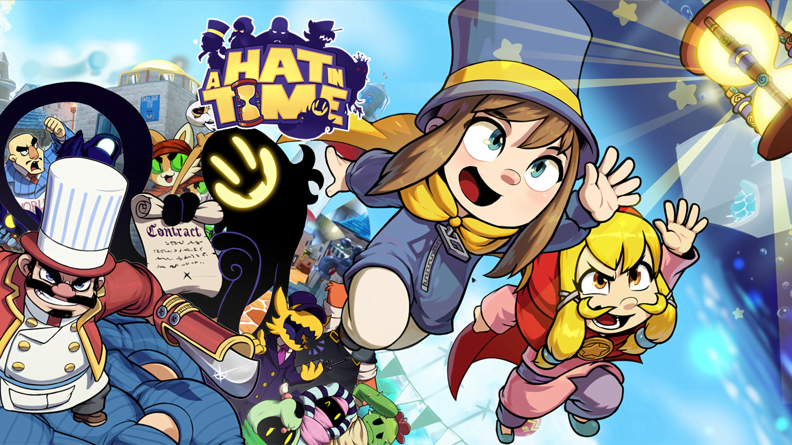 Photo of The Sunshine Sequel We Deserve – A Hat In Time Review