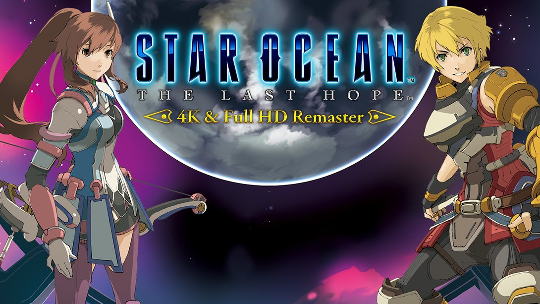 Photo of Star Ocean: The Last Hope is Getting Remastered