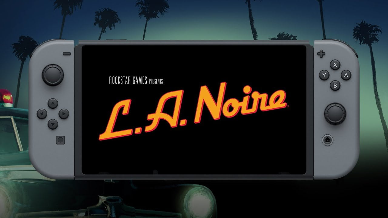 Photo of L.A. Noire Releases Official Nintendo Switch Trailer