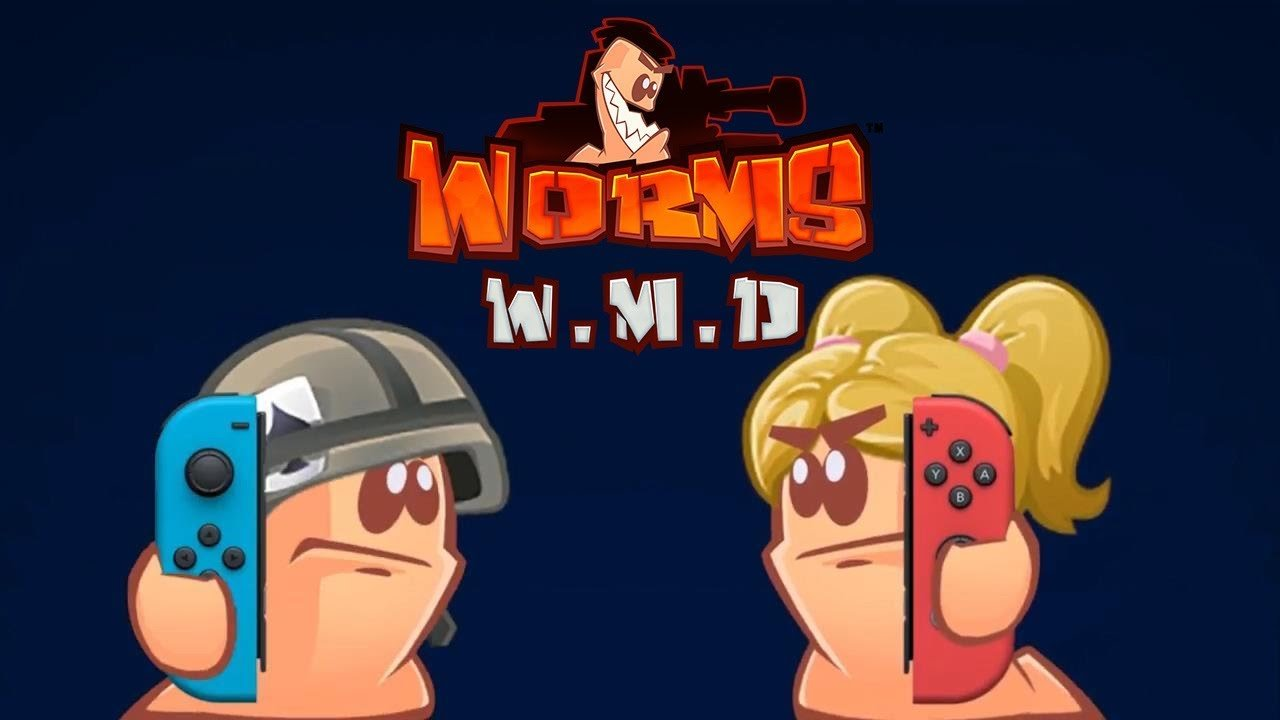 Photo of Wiggling Along – Worms W.M.D. Review