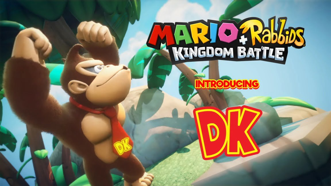 Photo of Donkey Kong to come to Mario + Rabbids Battle Kingdom as DLC