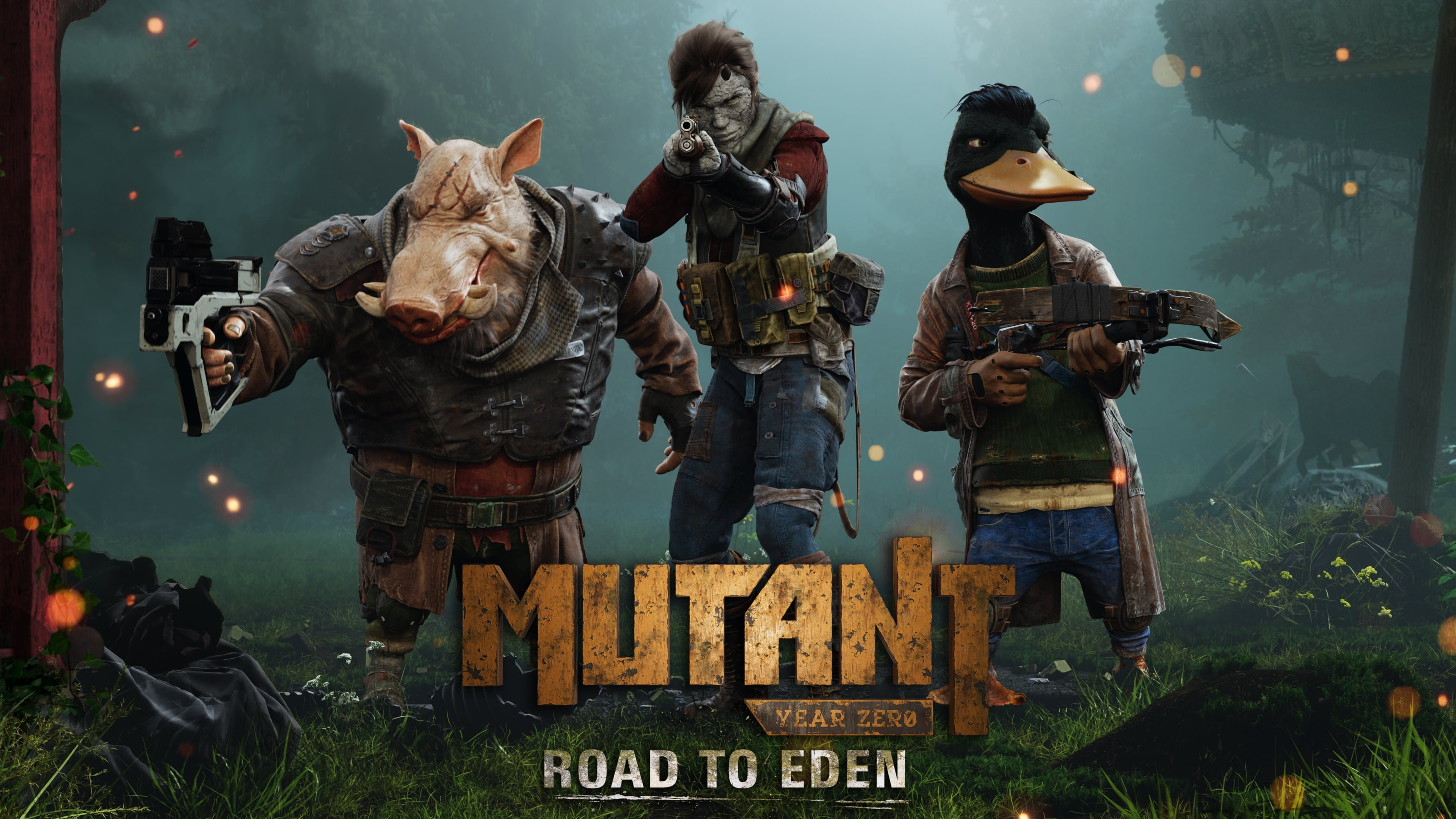 Photo of Funcom Reveals First Gameplay From Mutant Year Zero: Road to Eden