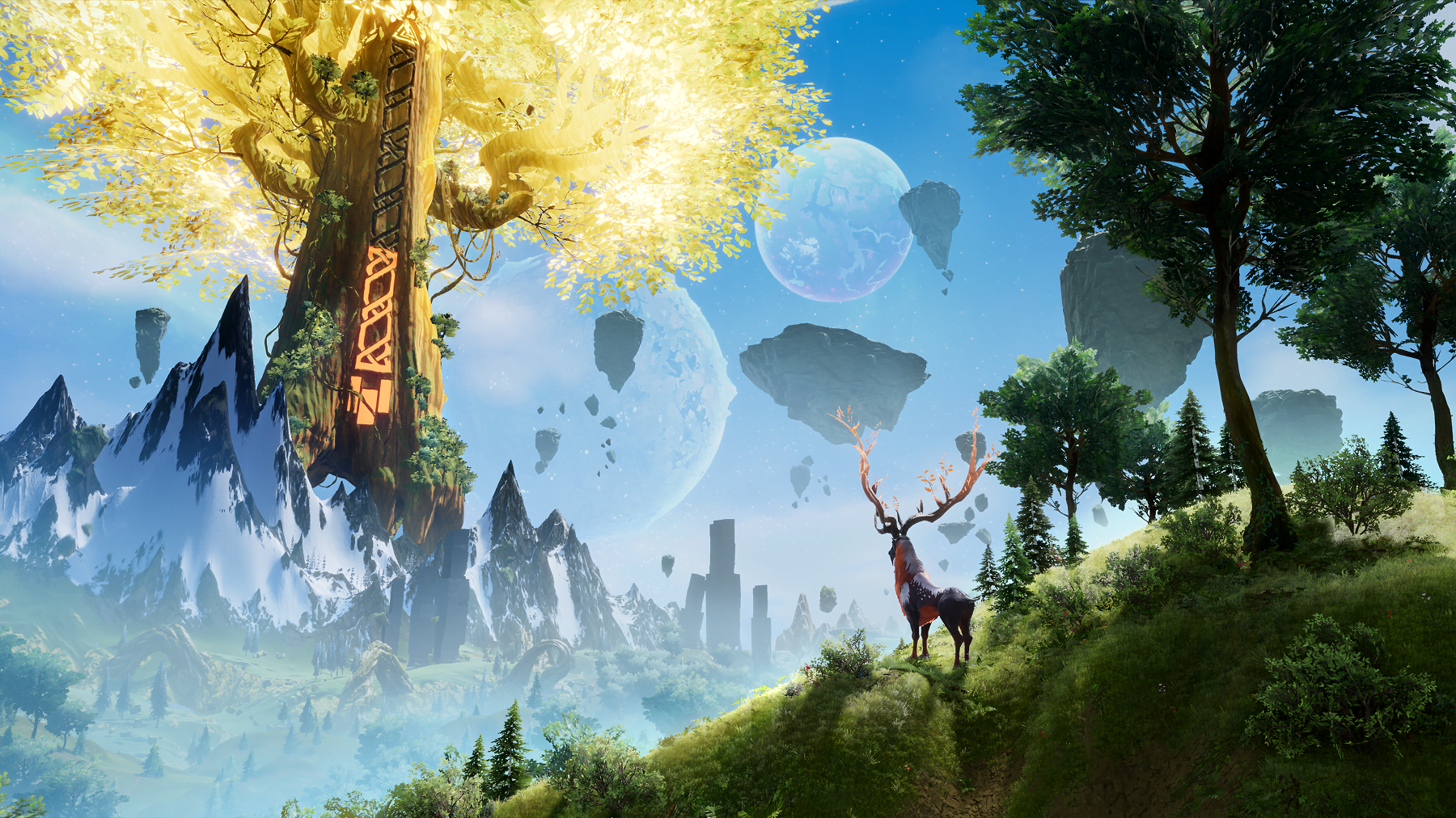 Photo of A Whole New World – Update on Rend from Frostkeep