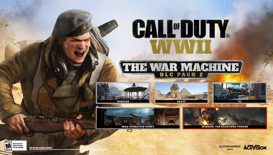 Photo of Official Call of Duty: WWII – The War Machine DLC 2 Trailer