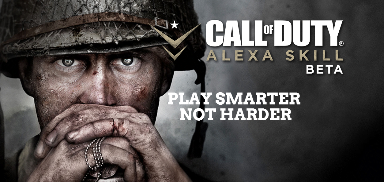 Photo of Call of Duty Alexa Skill Launches Today for Call of Duty: WWII