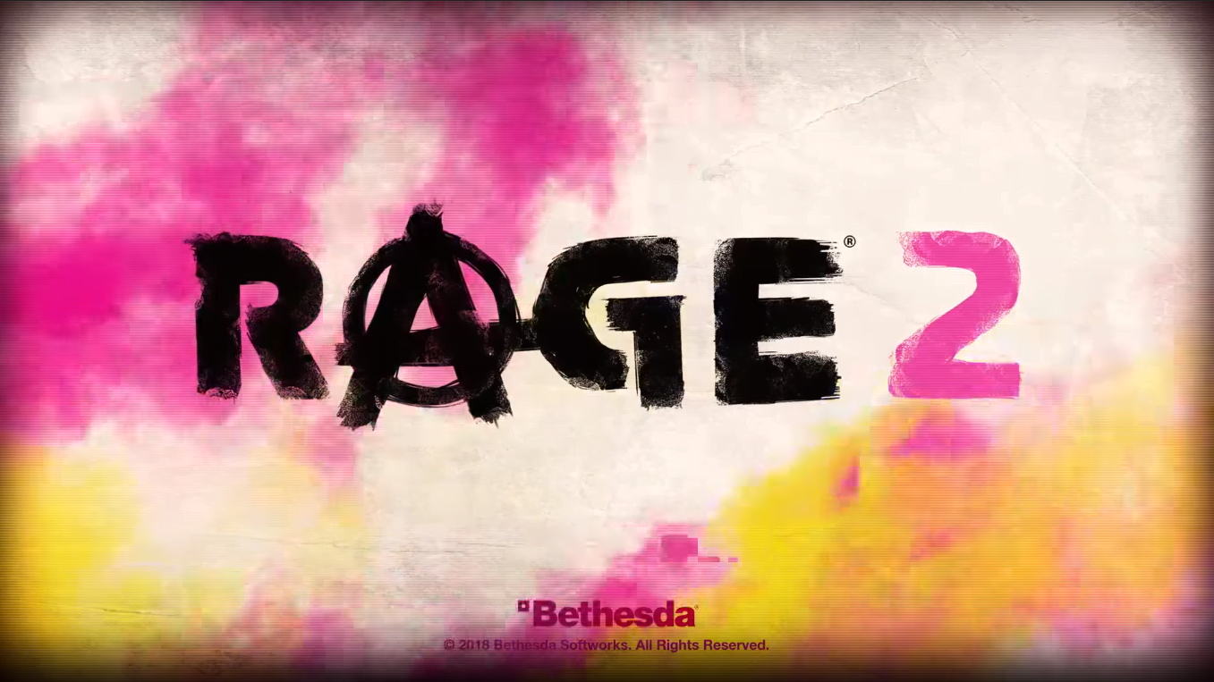 Photo of RAGE 2 Releases Announcement Teaser Trailer