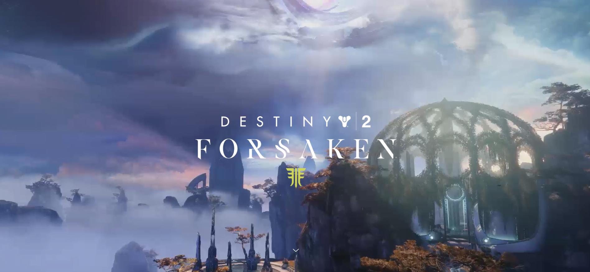 Photo of Destiny 2: Forsaken Releasing September 4
