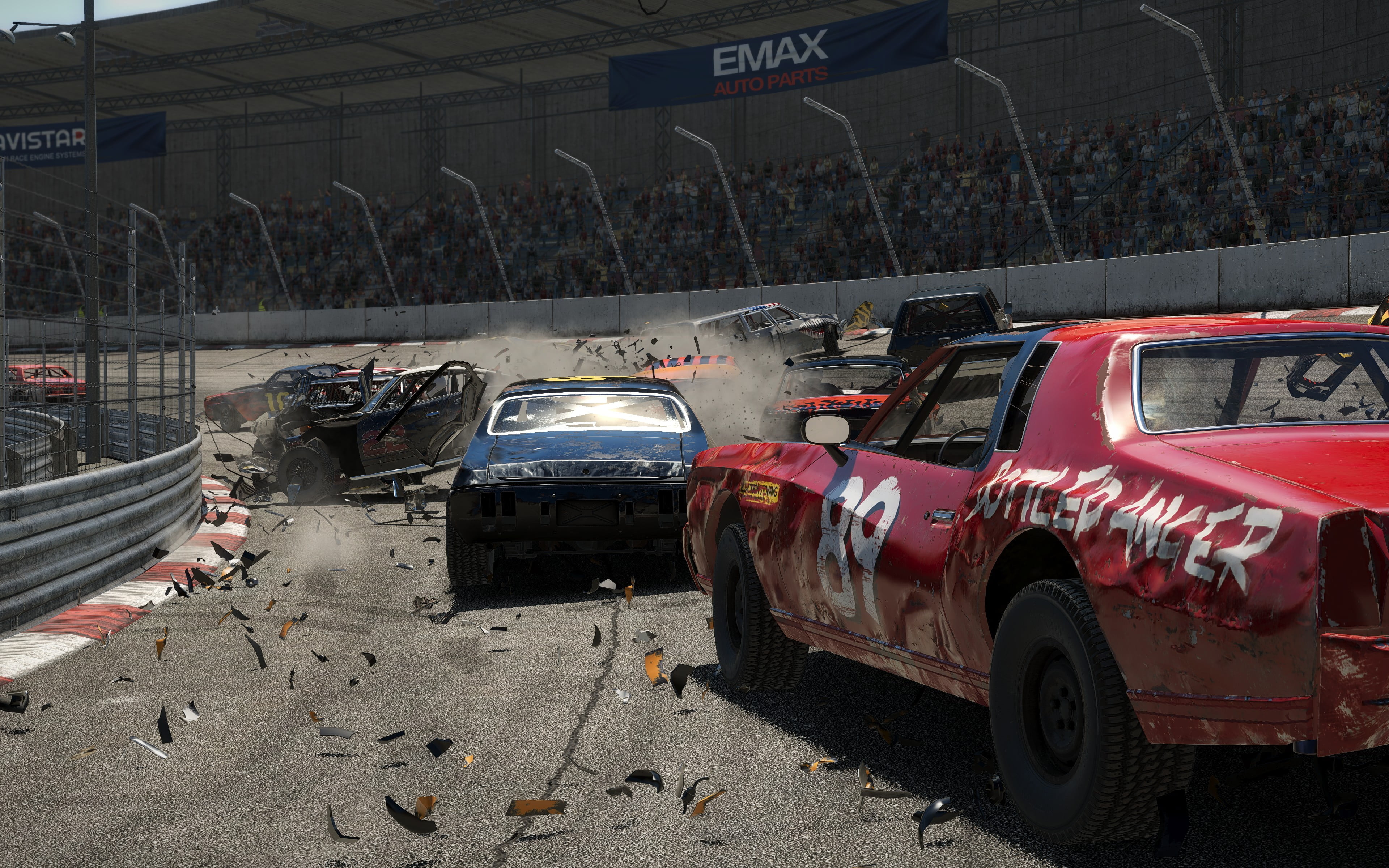 Gitting Rekt - Wreckfest Review | GIZORAMA