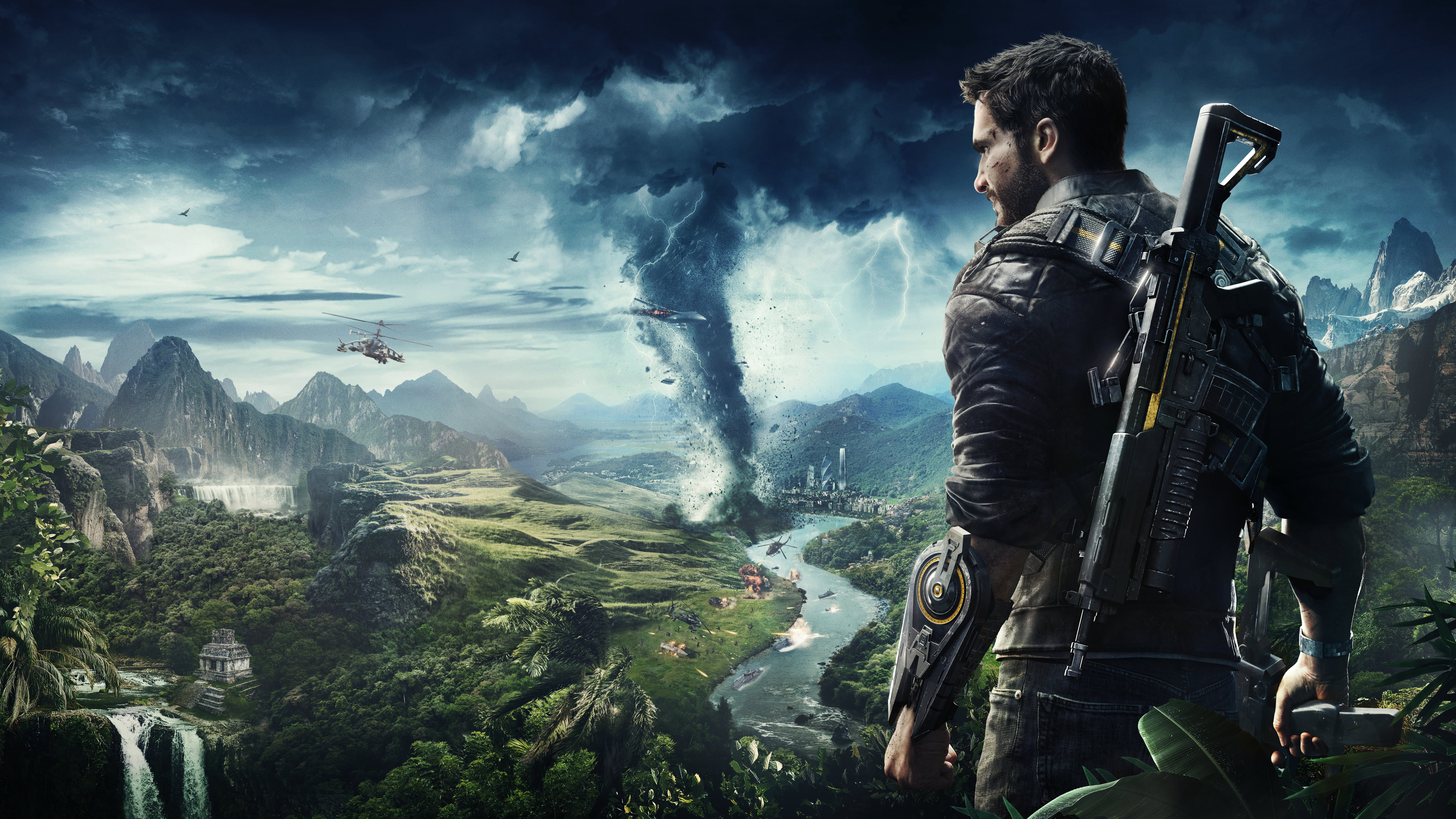 Photo of Destination Chaos – Just Cause 4 Footage Preview