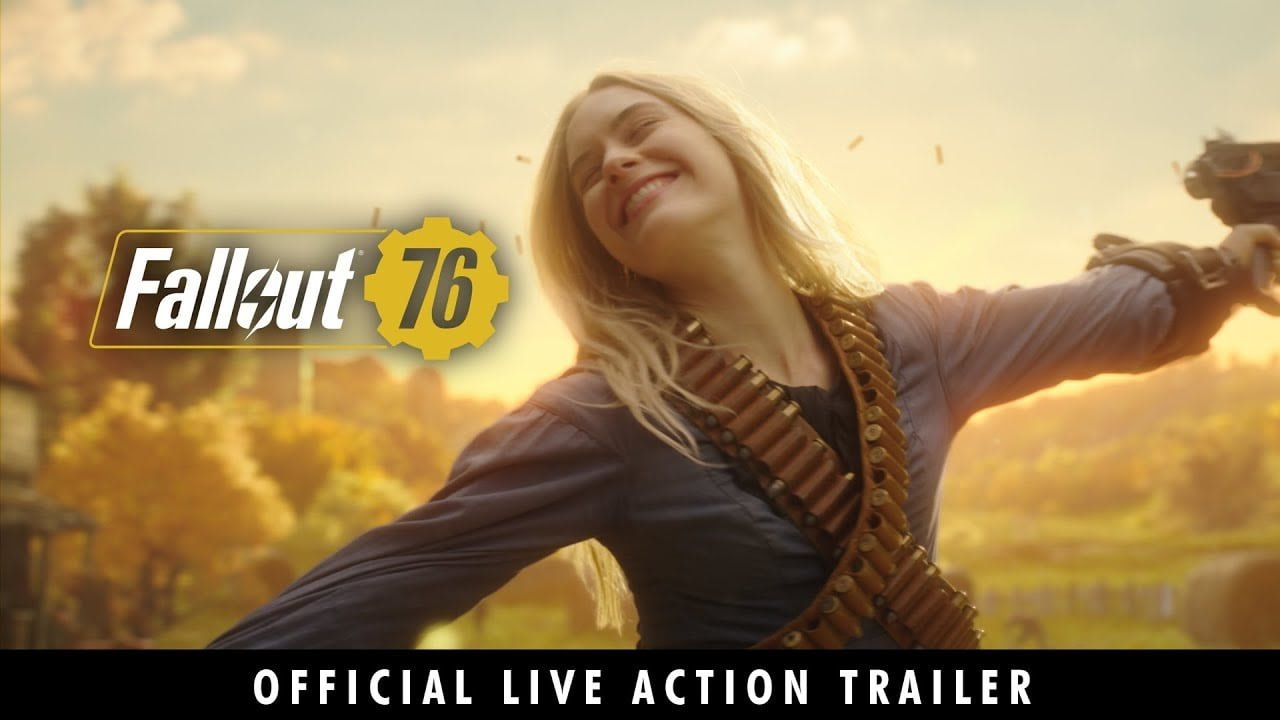 Photo of Fallout 76 Official Live Action Trailer