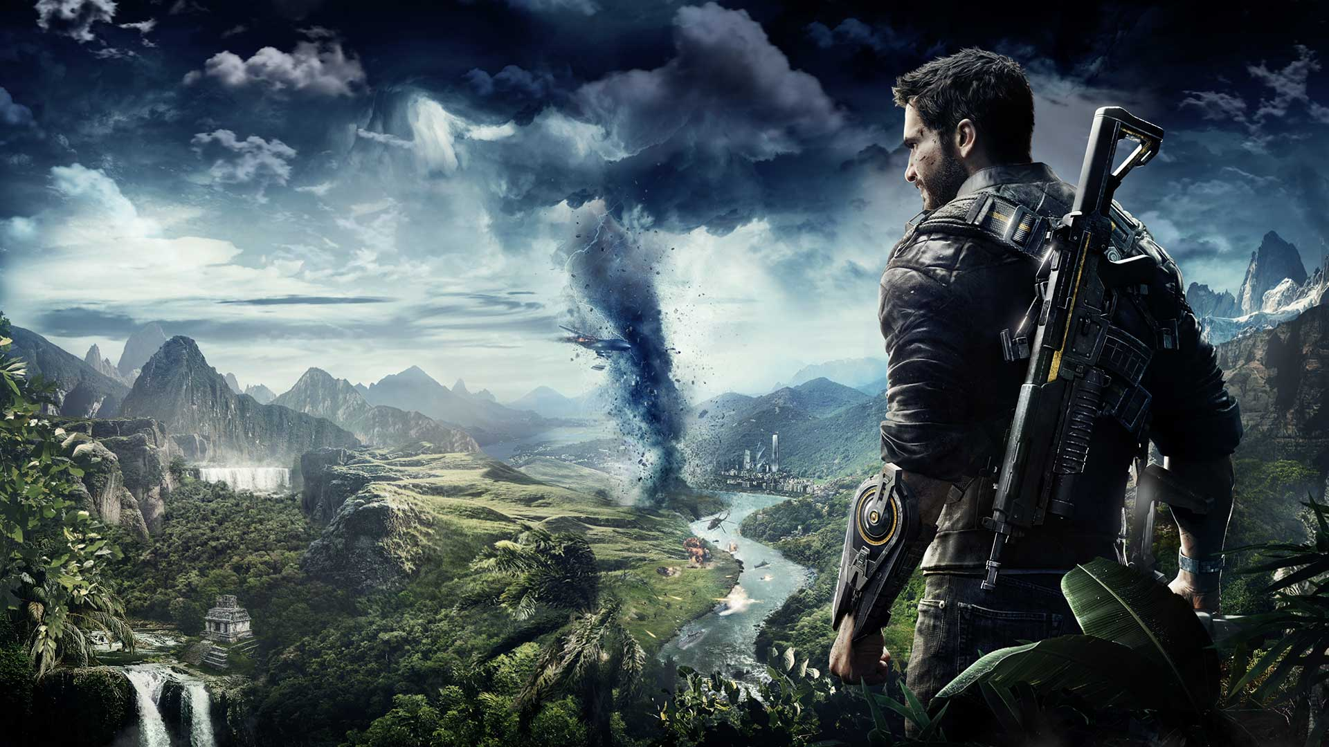Photo of Ride the Lightning – Just Cause 4 Review