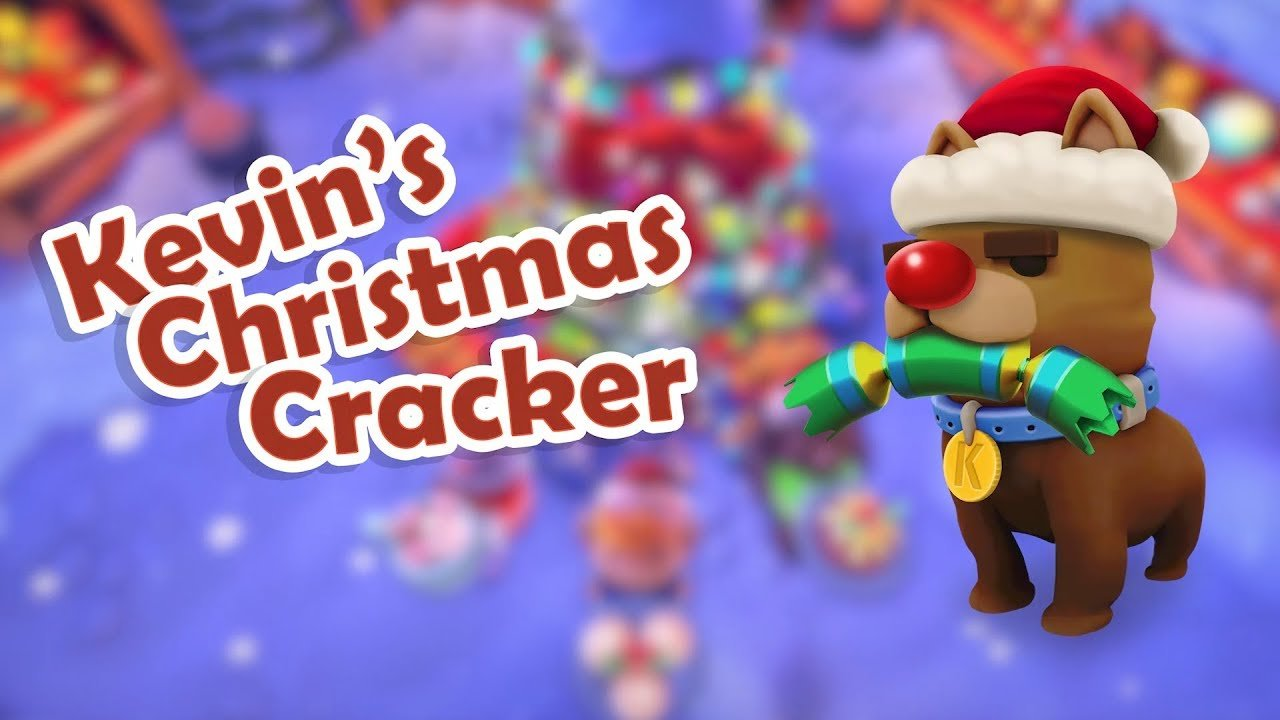Photo of Free DLC, Kevin's Christmas Cracker, Available Now for Overcooked 2