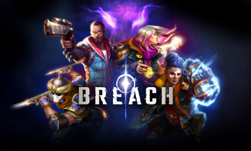 Photo of Dungeon Brawler, Breach, Now Available on Steam