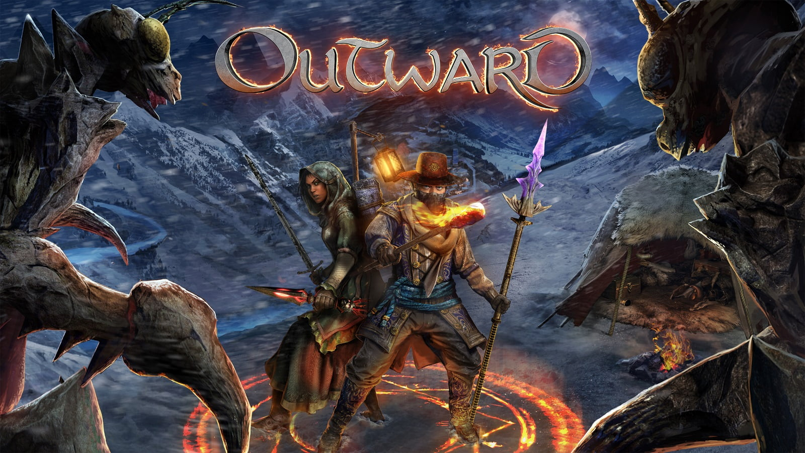 Photo of Open World Survival RPG, Outward, Out Now