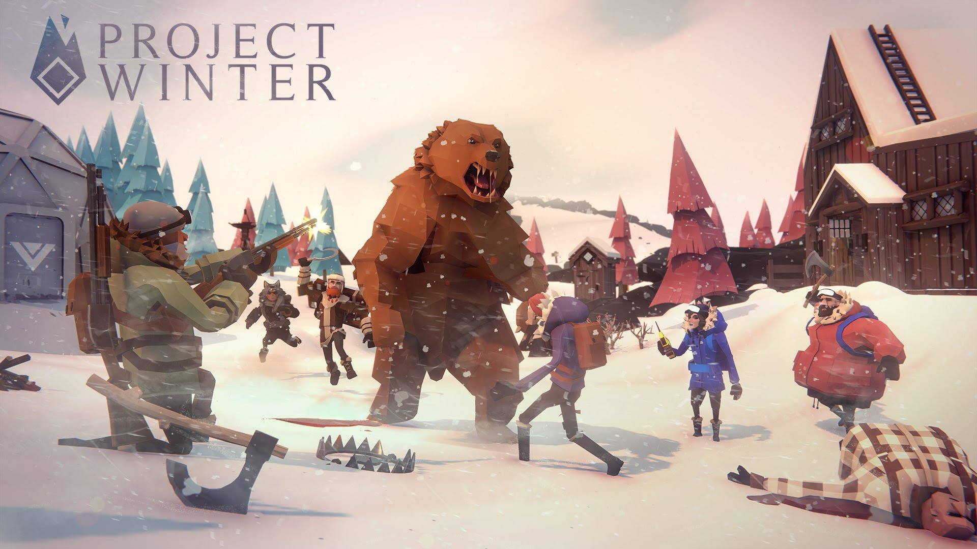 Photo of Survival and Traitors and Bears, Oh my! Project Winter Coming to Early Access