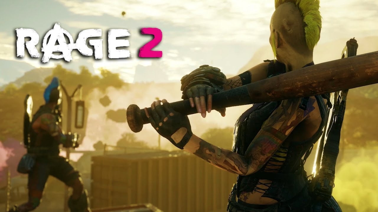 Photo of RAGE 2 Releases 9 Minutes of New Pre-Beta Gameplay