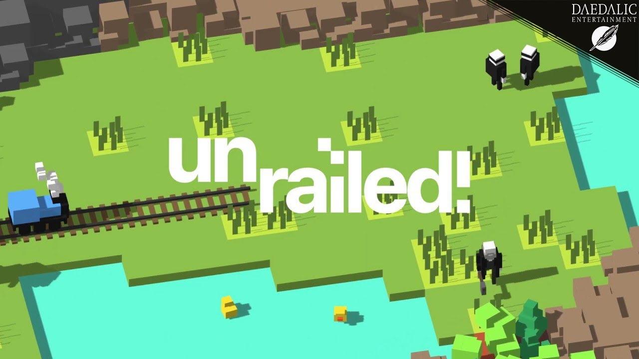 Photo of Daedalic Reveals Railroad-building Rogue-like, Unrailed!
