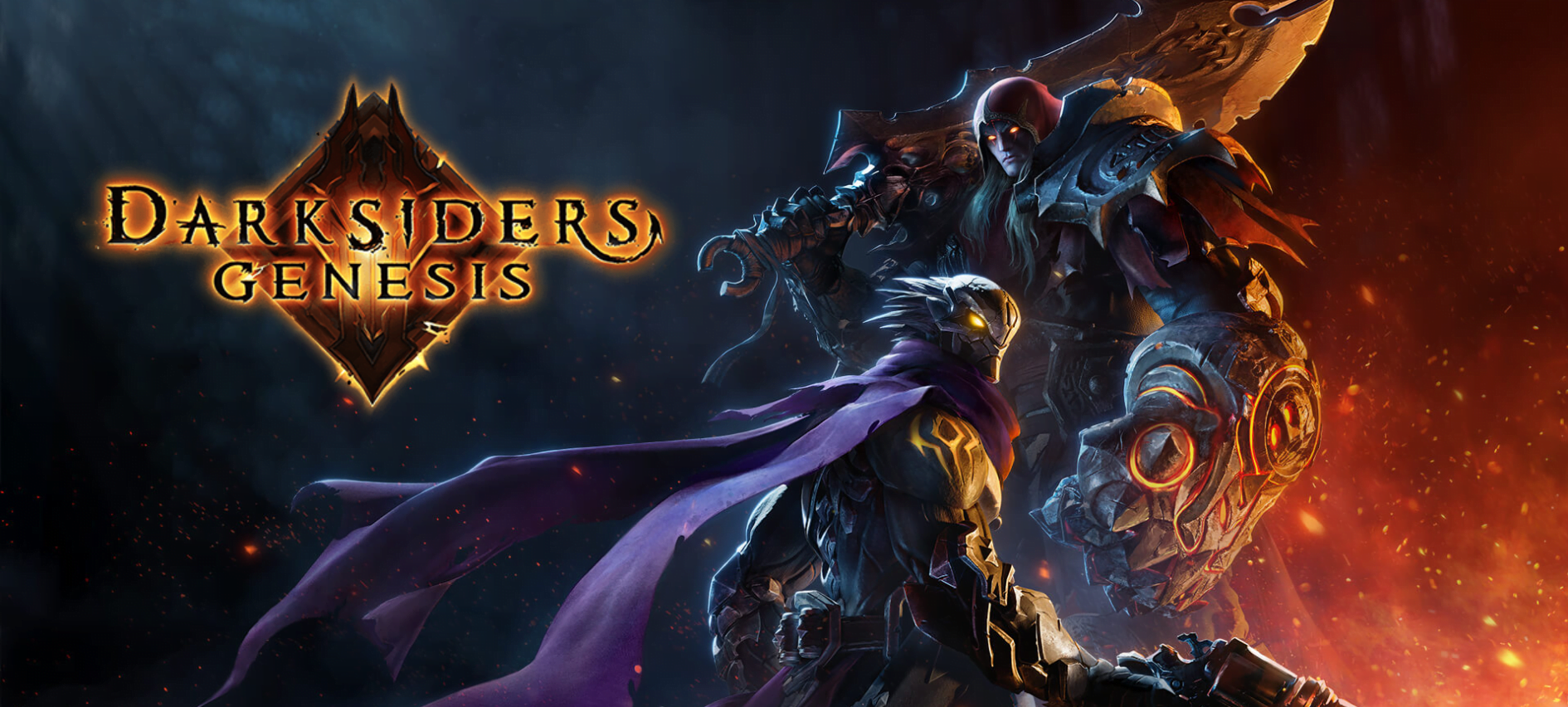 Photo of THQ Nordic and Airship Syndicate Announce Darksiders Genesis