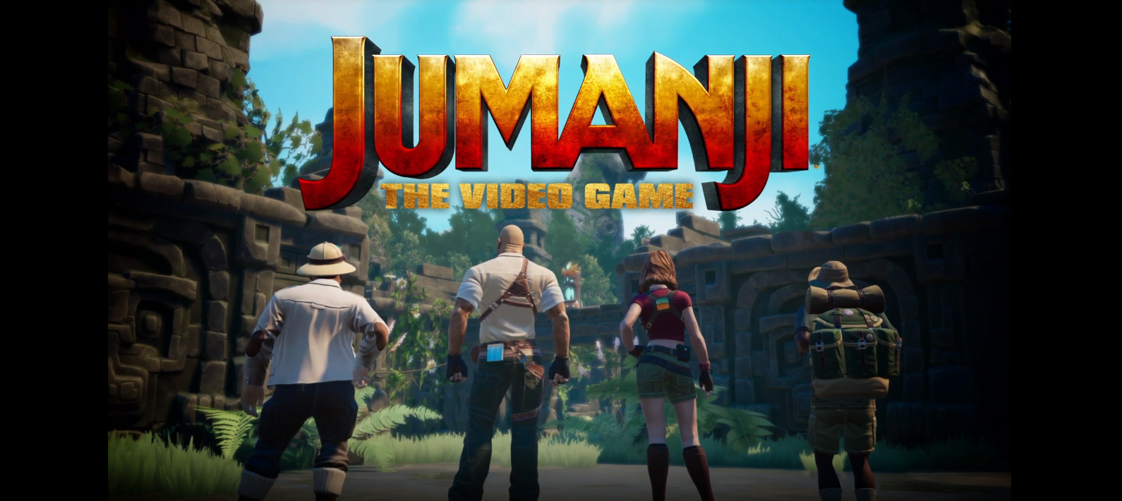 Photo of Jumanji: The Video Game Coming to Switch, PS4, Xbox One and PC