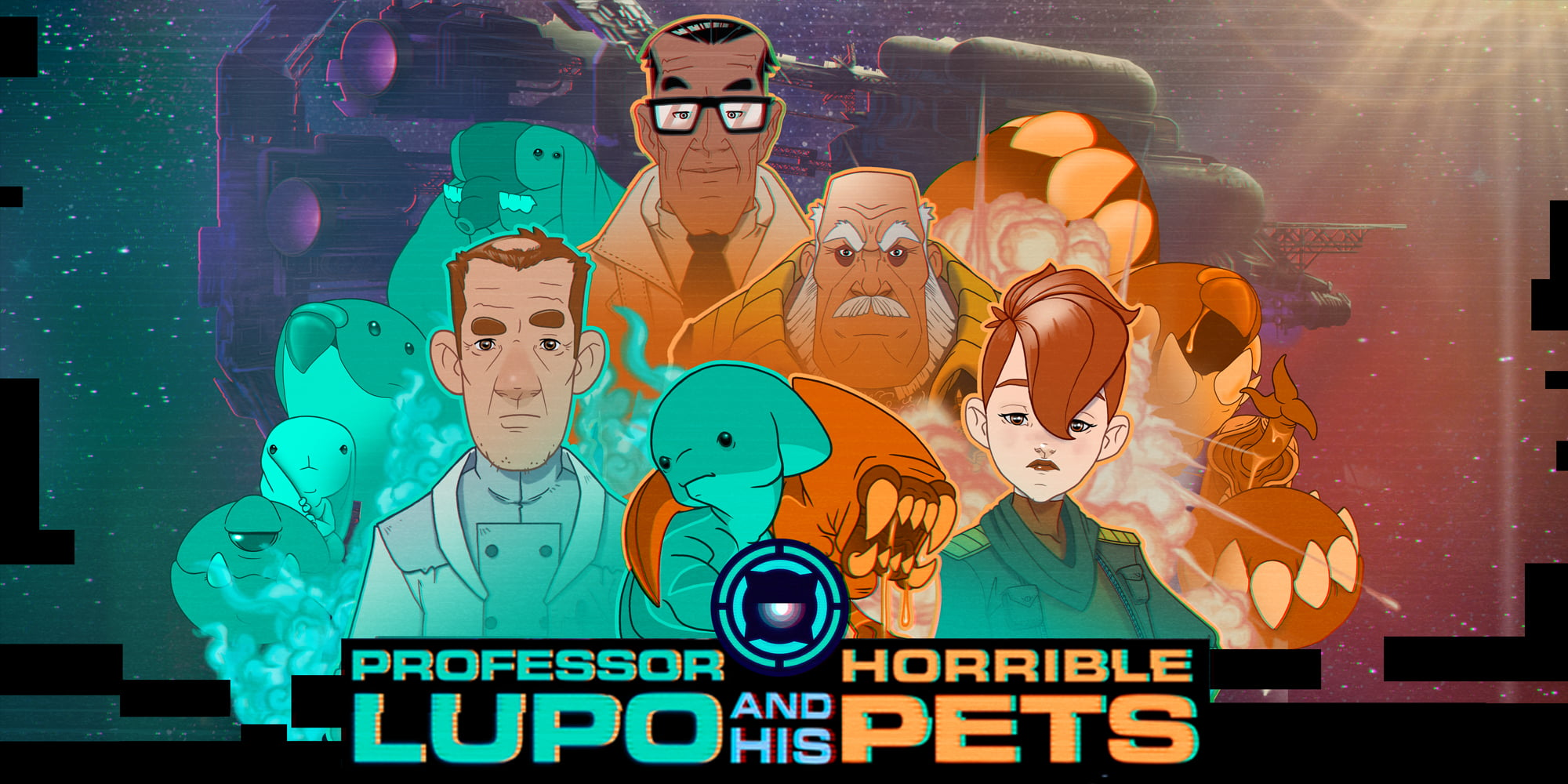 Photo of Professor Lupo and his Horrible Pets Releasing July 11 on PC and Nintendo Switch