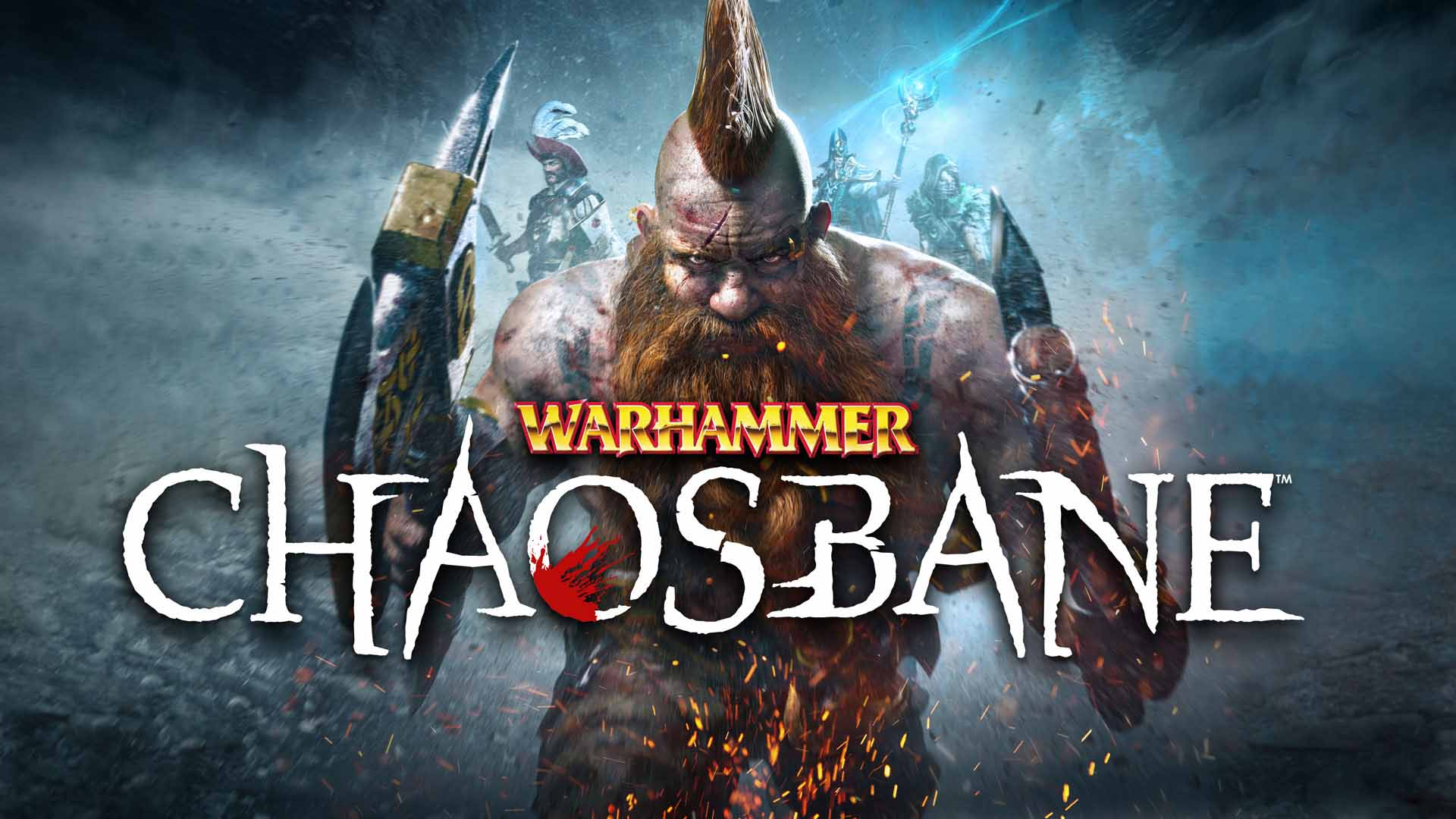 Photo of Warhammer: Chaosbane Out Now + Launch Trailer