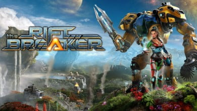 Photo of Smooth Mech Defense Action – The Riftbreaker Preview